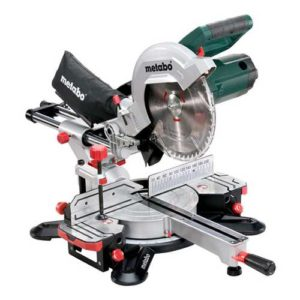 scie a onglet electrique kgs metabo